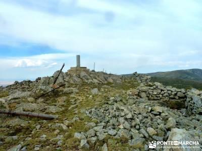 Puertos del Reventón y Calderuelas;excursiones comunidad de madrid camino de santiago en grupo